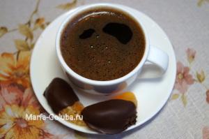 Мандарины в шоколаде 8