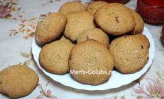 Овсяное печенье 12