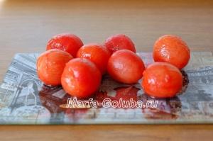 Бами с перцем_2отчистить помидоры