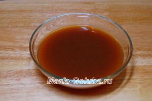Утка в карамельном соусе 8